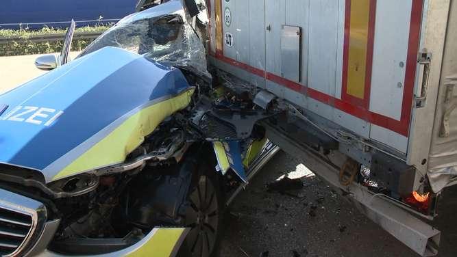 Unfall A7 Hildesheim