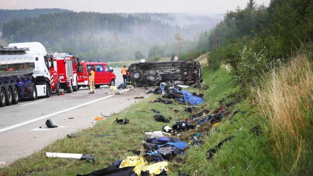 Schwerer Unfall Auf Der A9 Aktuell Heute