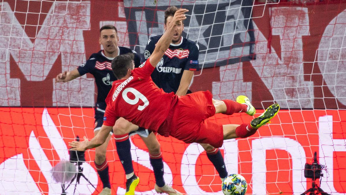 Bayern MГјnchen Roter Stern