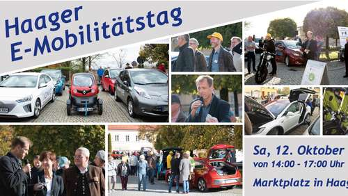 Haager E-Mobilitätstag 2019