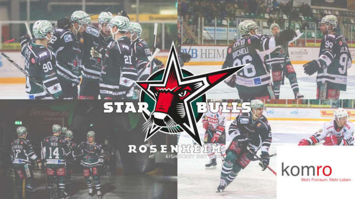 Aus der NETZSCH Arena in Selb jetzt live! | Starbulls Rosenheim - wasserburg24.de