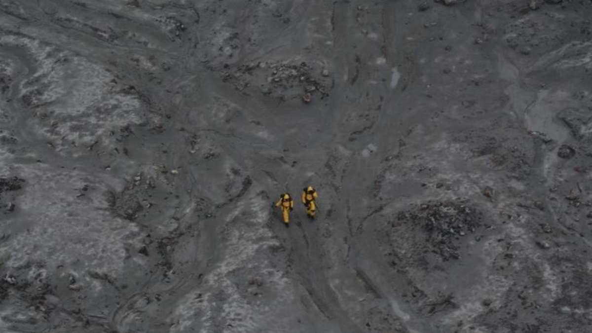 Zahl der Toten steigt nach Vulkanausbruch in Neuseeland ...