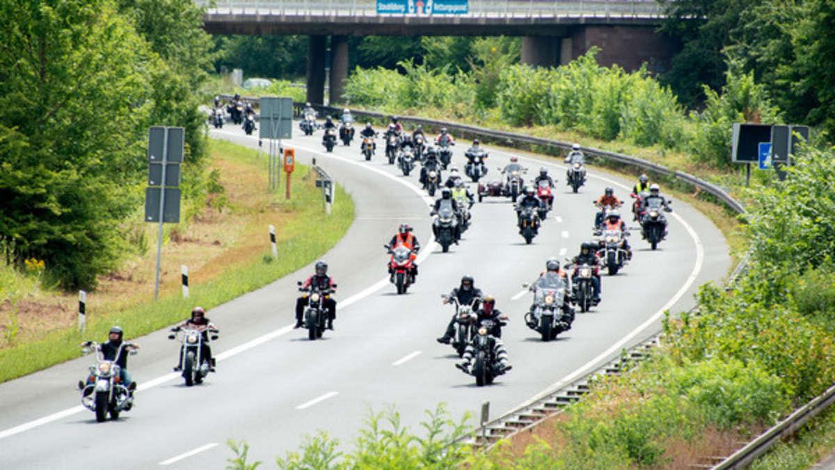 Motorrad Fahrverbot Wochenende