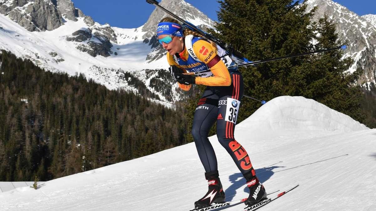 Ergebnisse Antholz Biathlon