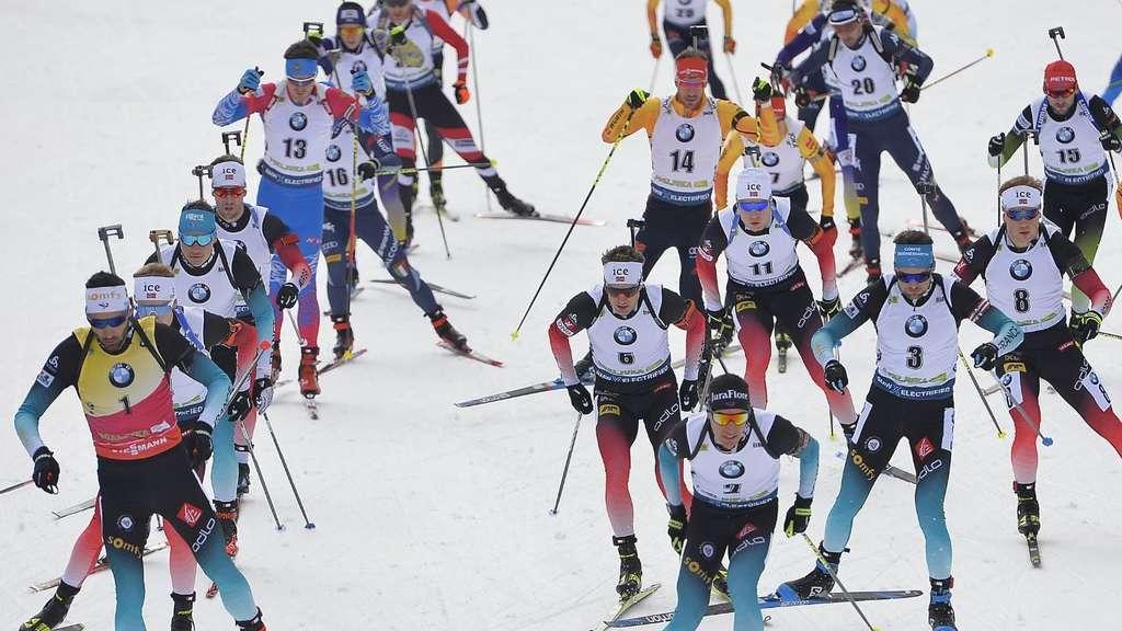 Biathlon Termine 16 17
