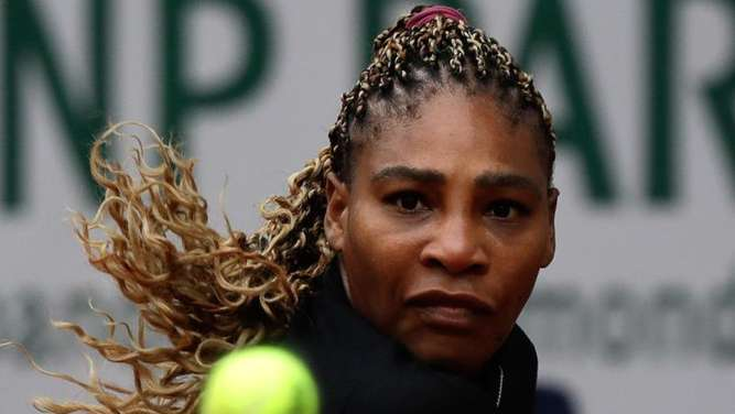 French Open: Tennis-Superstar Serena Williams zieht zurück
