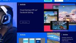 Facebooks Game-Streaming kommt