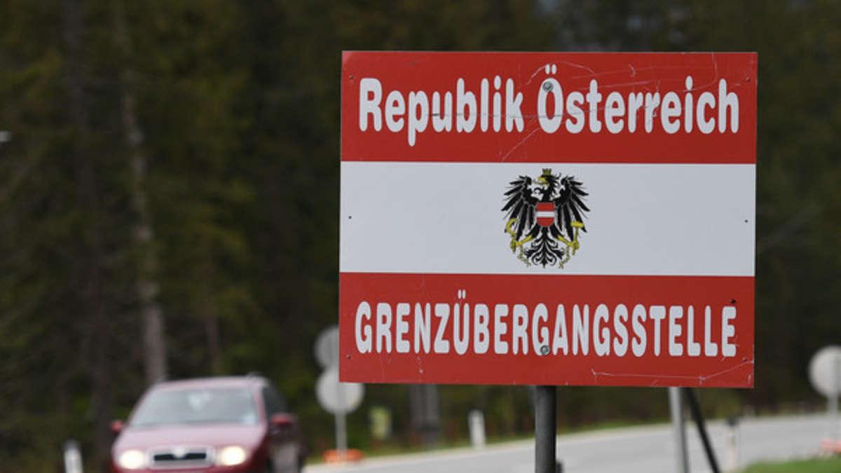 Bayern Zu österreich