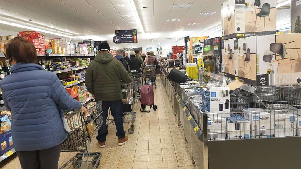 Bayern Supermärkte